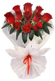 11 adet gül buketi  Hatay güvenli kaliteli hızlı çiçek  kirmizi gül