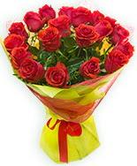 19 Adet kırmızı gül buketi  Hatay yurtiçi ve yurtdışı çiçek siparişi