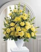 Hatay çiçek servisi , çiçekçi adresleri  sari güllerden sebboy tanzim çiçek siparisi