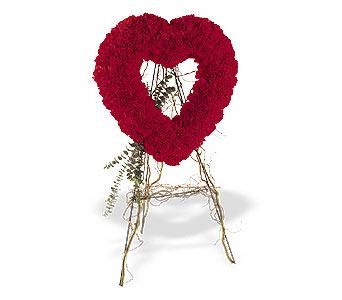 Hatay çiçek mağazası , çiçekçi adresleri  karanfillerden kalp pano