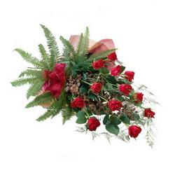 Hatay online çiçekçi , çiçek siparişi  10 adet kirmizi gül özel buket çiçek siparisi