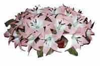 yapay karisik çiçek sepeti   Hatay çiçek online çiçek siparişi