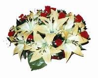 yapay karisik çiçek sepeti   Hatay güvenli kaliteli hızlı çiçek