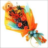 ayicik gül ve kir çiçekleri   Hatay çiçek online çiçek siparişi