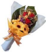 güller ve gerbera çiçekleri   Hatay çiçek siparişi vermek