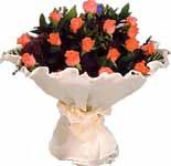 11 adet gonca gül buket   Hatay çiçek siparişi vermek