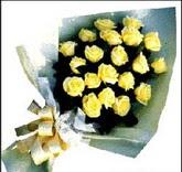 sari güllerden sade buket  Hatay 14 şubat sevgililer günü çiçek