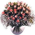 büyük cam fanusta güller   Hatay online çiçek gönderme sipariş