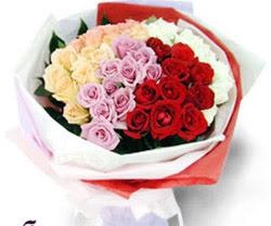 SEVENLERE ÖZEL 51 ADET GÜL  Hatay çiçek mağazası , çiçekçi adresleri