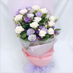 Hatay çiçek mağazası , çiçekçi adresleri  BEYAZ GÜLLER VE KIR ÇIÇEKLERIS BUKETI