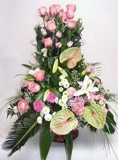 Hatay anneler günü çiçek yolla  özel üstü süper aranjman