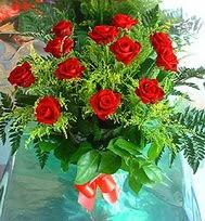 12 adet gül buketi  Hatay çiçek gönderme
