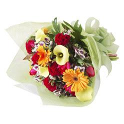 karisik mevsim buketi   Hatay internetten çiçek satışı