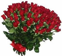 51 adet kirmizi gül buketi  Hatay kaliteli taze ve ucuz çiçekler