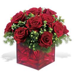 Hatay online çiçek gönderme sipariş  9 adet kirmizi gül cam yada mika vazoda
