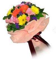 Hatay çiçek online çiçek siparişi  Karisik mevsim çiçeklerinden demet