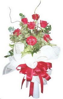 Hatay çiçek servisi , çiçekçi adresleri  7 adet kirmizi gül buketi