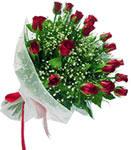 Hatay çiçek mağazası , çiçekçi adresleri  11 adet kirmizi gül buketi sade ve hos sevenler