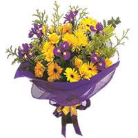 Hatay çiçek siparişi vermek  Karisik mevsim demeti karisik çiçekler