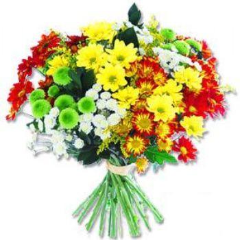 Kir çiçeklerinden buket modeli  Hatay online çiçekçi , çiçek siparişi