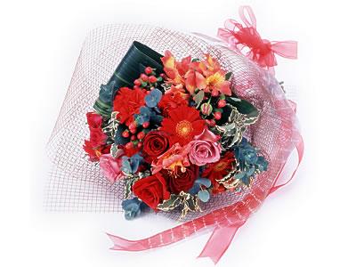 Karisik buket çiçek modeli sevilenlere  Hatay çiçek gönderme sitemiz güvenlidir