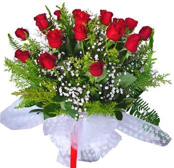 11 adet gösterisli kirmizi gül buketi  Hatay çiçek mağazası , çiçekçi adresleri