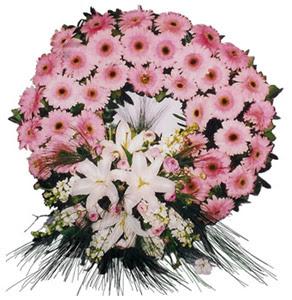 Cenaze çelengi cenaze çiçekleri  Hatay yurtiçi ve yurtdışı çiçek siparişi