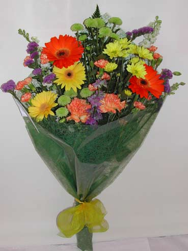 karisik kir çiçek buketi çiçek gönderimi  Hatay İnternetten çiçek siparişi