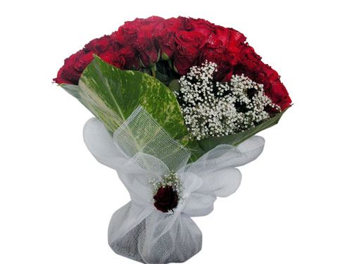 25 adet kirmizi gül görsel çiçek modeli  Hatay çiçek , çiçekçi , çiçekçilik