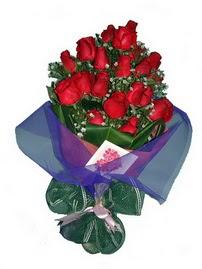12 adet kirmizi gül buketi  Hatay online çiçekçi , çiçek siparişi