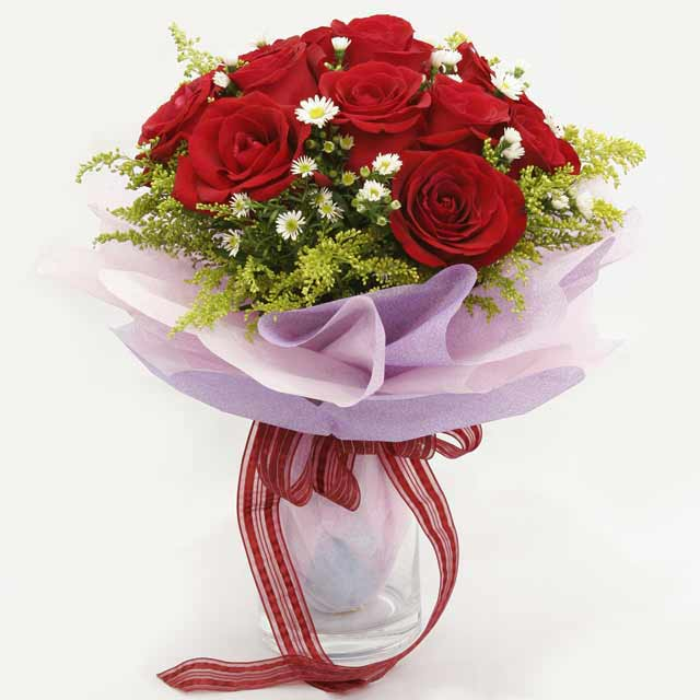 Çiçek gönderme estetikliginiz 11 gül buket  Hatay çiçek online çiçek siparişi