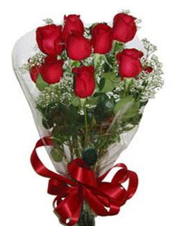 Çiçek sade gül buketi 7 güllü buket  Hatay online çiçekçi , çiçek siparişi