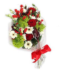 Karisik mevsim buketi çiçek tanzimi  Hatay güvenli kaliteli hızlı çiçek