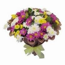 Hatay cicekciler , cicek siparisi  Mevsim kir çiçegi demeti