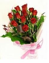 11 adet essiz kalitede kirmizi gül  Hatay çiçek gönderme