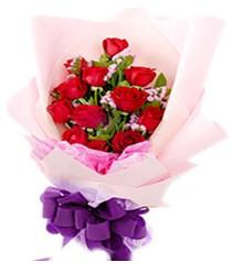 7 gülden kirmizi gül buketi sevenler alsin  Hatay çiçek siparişi vermek