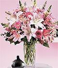 Hatay çiçekçiler  Kazablanka biçme vazoda