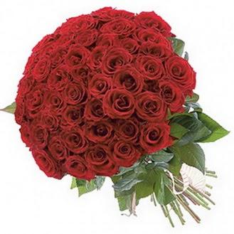 Hatay çiçekçi mağazası  101 adet kırmızı gül buketi modeli