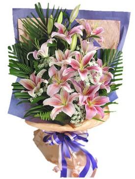 7 dal kazablankadan görsel buket  Hatay hediye çiçek yolla
