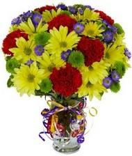 En güzel hediye karışık mevsim çiçeği  Hatay hediye sevgilime hediye çiçek