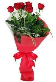 Çiçek yolla sitesinden 7 adet kırmızı gül  Hatay çiçek mağazası , çiçekçi adresleri