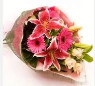 1 dal kazablanka ve mevsim çiçekleri  Hatay güvenli kaliteli hızlı çiçek
