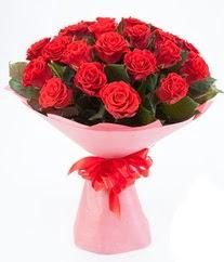 15 adet kırmızı gülden buket tanzimi  Hatay çiçek servisi , çiçekçi adresleri
