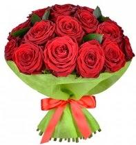 11 adet kırmızı gül buketi  Hatay İnternetten çiçek siparişi