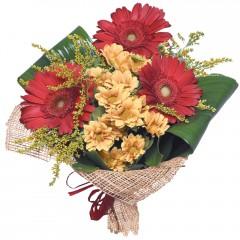 karışık mevsim buketi  Hatay çiçek online çiçek siparişi