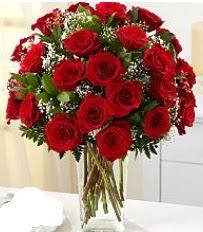 Vazo içerisinde 33 adet kırmızı gül  Hatay çiçek yolla , çiçek gönder , çiçekçi