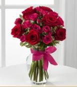 21 adet kırmızı gül tanzimi  Hatay İnternetten çiçek siparişi