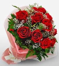 12 adet kırmızı güllerden kaliteli gül  Hatay yurtiçi ve yurtdışı çiçek siparişi