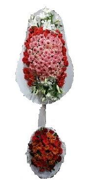 çift katlı düğün açılış sepeti  Hatay çiçek mağazası , çiçekçi adresleri