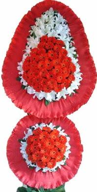 Hatay online çiçekçi , çiçek siparişi  Çift katlı kaliteli düğün açılış sepeti